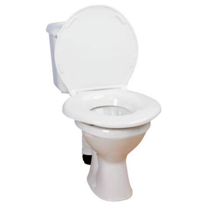 Siège de toilettes extra large - Lunette de wc / toilett...