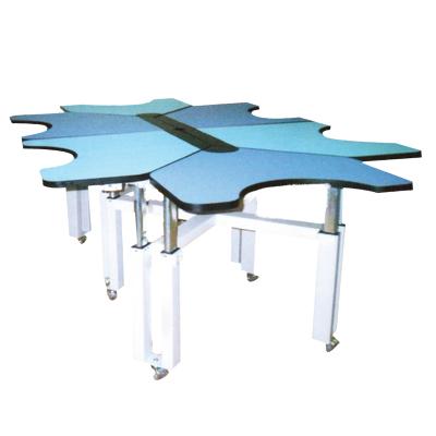 Meryl - Table de travail à hauteur réglable...