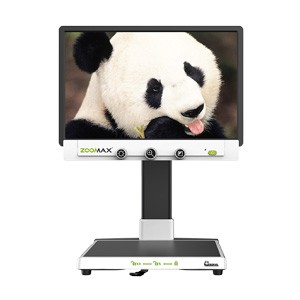 Zoomax Panda HD - Téléagrandisseur avec écran intégré...