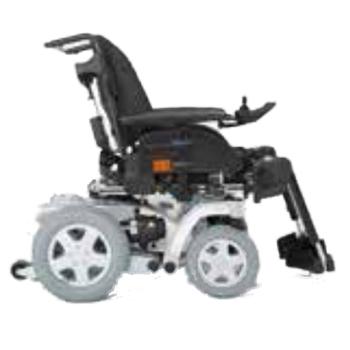 Storm 4 Family - Fauteuil roulant électrique à châssis f...