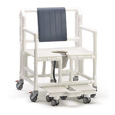 SCC 250 XXXL DS 400 - Chaise percée à roulettes...