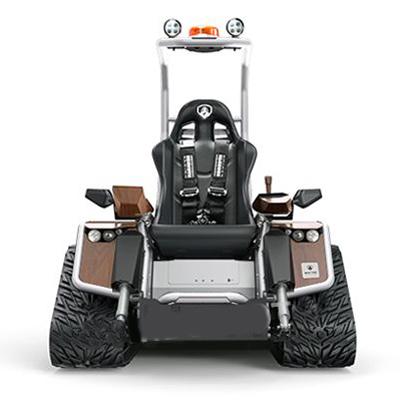 Aebi EC 170 - Véhicule tout terrain motorisé...