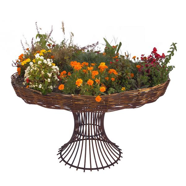 Jardinou circulaire tressé - Outil de jardinage...