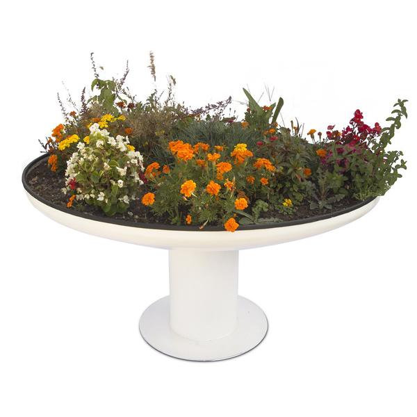 Jardinou circulaire métallique - Outil de jardinage...