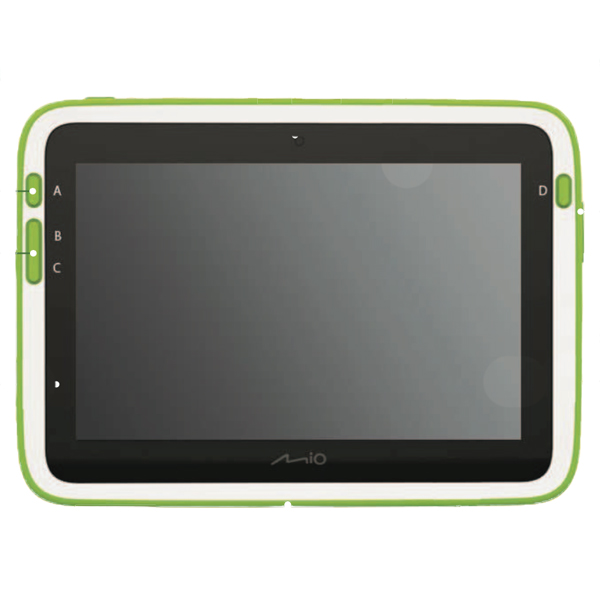 Miocare L130 - Tablette tactile...