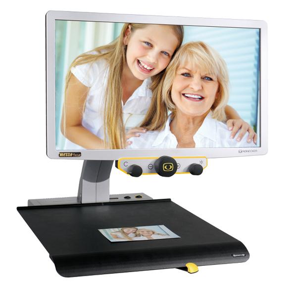 Mezzo Focus 16 - Téléagrandisseur avec écran intégré...