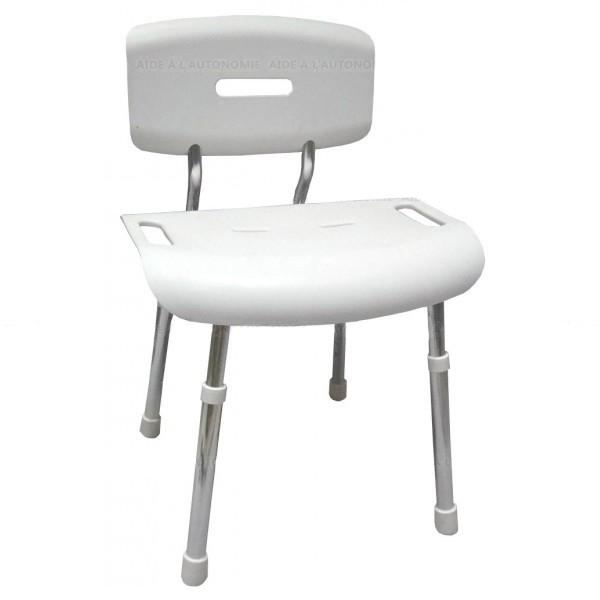 Chaise de douche Paros - Chaise de douche...