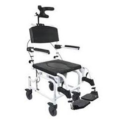 Fauteuil de douche basculable Tilt 822159 - Chaise de do...