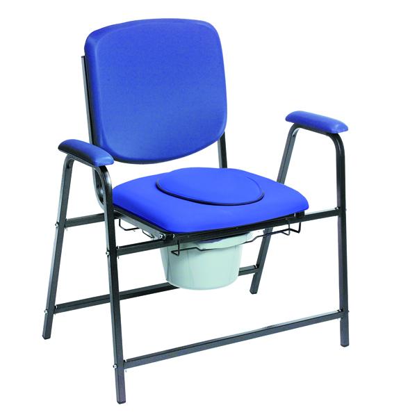 Fauteuil de toilettes XXL - Chaise percée...