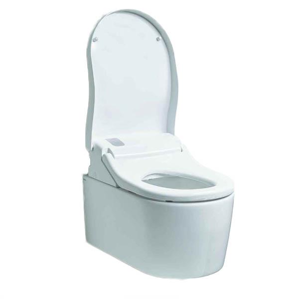Abattant à télécommande Eli 811164 - Lunette de wc/toile...