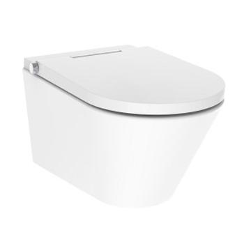 WC lavant suspendu One - Cuvette de wc/toilettes suspend...