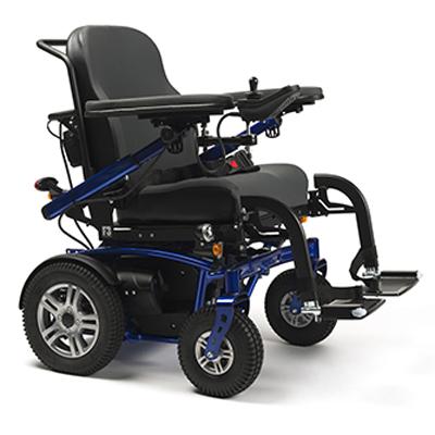 Forest 3 plus - Fauteuil roulant électrique à châssis fi...