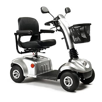 Eris - Scooter à quatre roues...