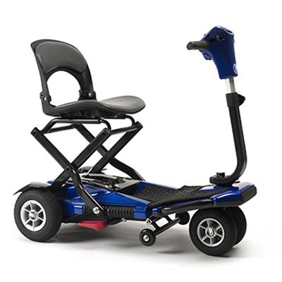Sedna - Scooter à quatre roues...