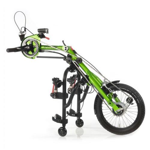 Attitude Junior - Troisième roue pour fauteuil roulant...