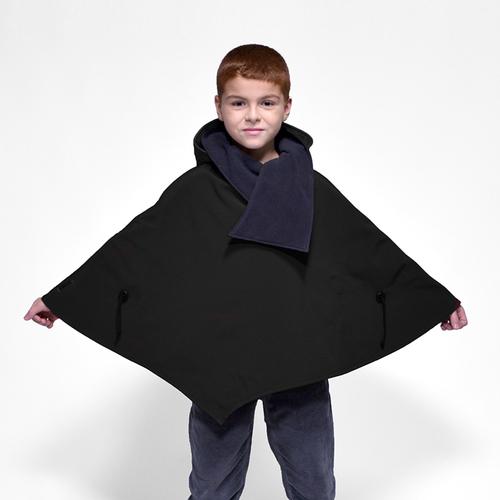 Poncho PASCAL Enfant - Manteau...
