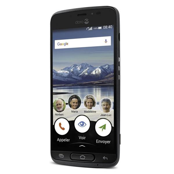Doro 8040 - Téléphone mobile (portable)...