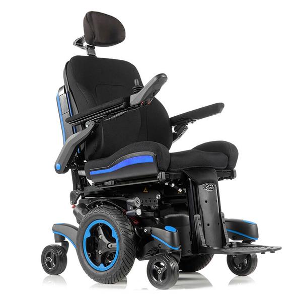 Q700 M sedeo ergo - Fauteuil roulant électrique à châssi...