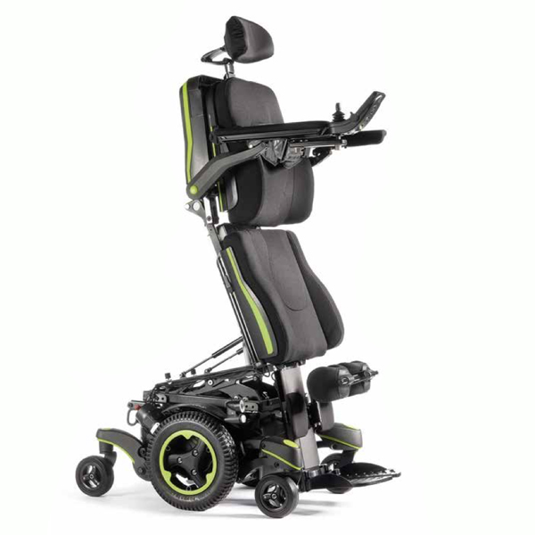 Q700-up M - Fauteuil roulant électrique à verticalisatio...