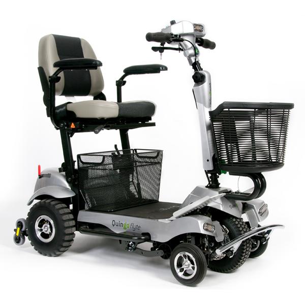 Quingo Flyte - Scooter à cinq roues...