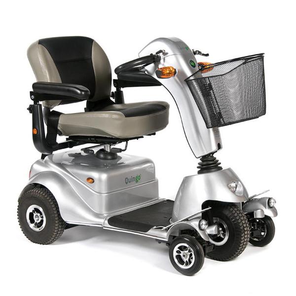 Quingo Classic - Scooter à cinq roues...