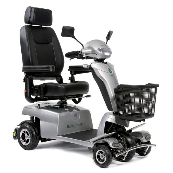 Quingo Vitess 2 - Scooter à cinq roues...