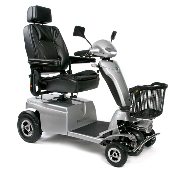 Quingo Toura 2 - Scooter à cinq roues...