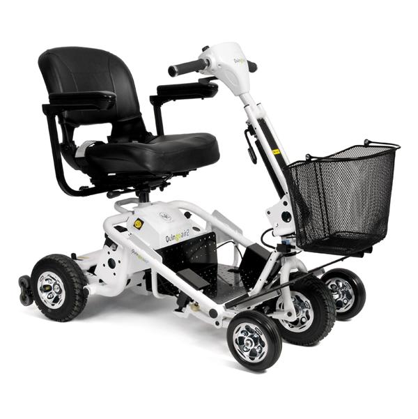 Quingo Air 2 - Scooter à cinq roues...
