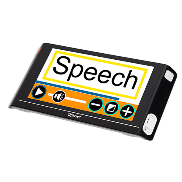 Compact 6 HD speech - Téléagrandisseur portable ...