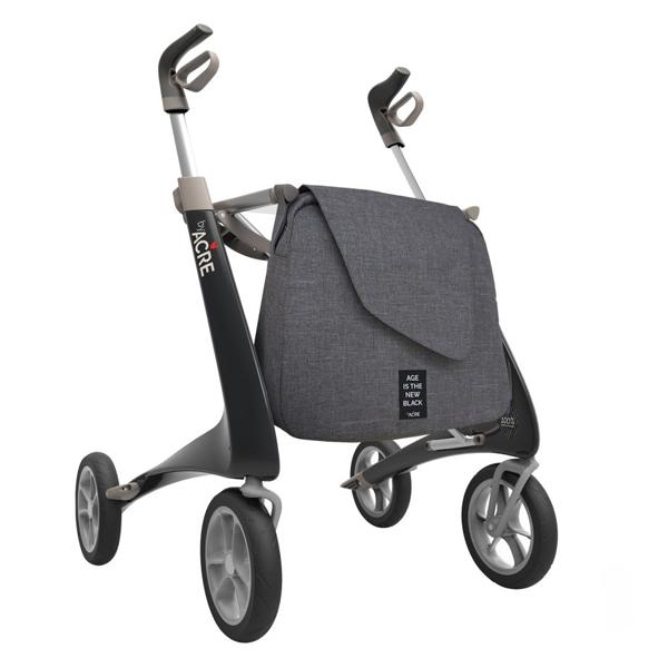 Carbon Ultralight - Déambulateur à 4 roues...