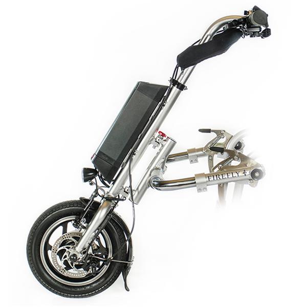 Firefly 2.0 - Troisième roue pour fauteuil roulant...