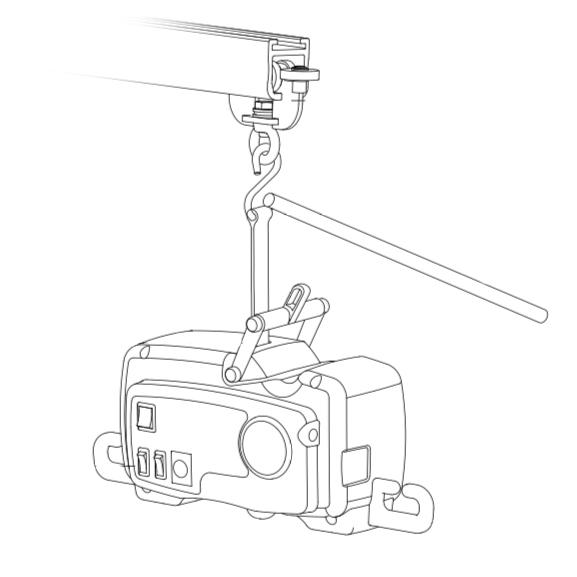 Moteur portable - Lève-personne mobile verticalisateur...