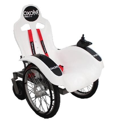 Outdoor E-seat - Fauteuil roulant électrique sport & loi...