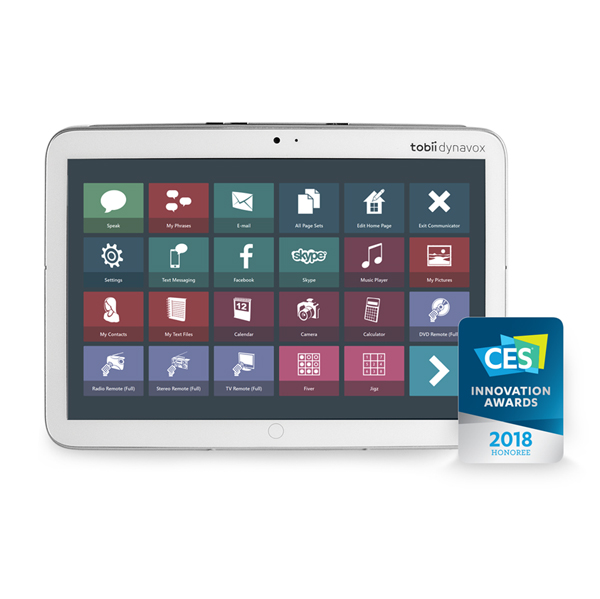Indi avec Communicator 5 - Tablette tactile...