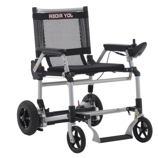 Joy Rider - Fauteuil roulant électrique à châssis pliant...