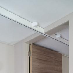 Rails au plafond - Lève-personne fixe au plafond sur rai...