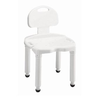 Chaise Zéro Métal 812077 - Chaise de douche...