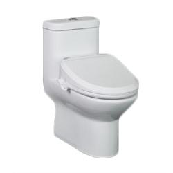 Abattant WC lavant Thyia 2 - Lunette de wc / toilettes a...