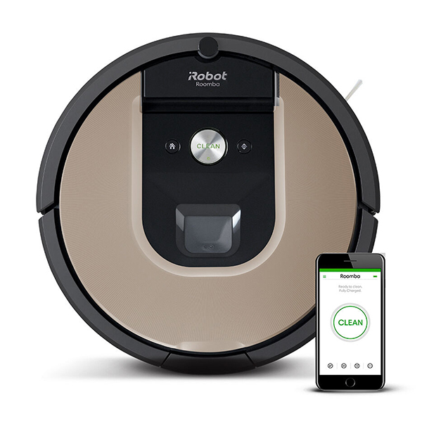 iRobot Roomba 966 - Aspirateur...