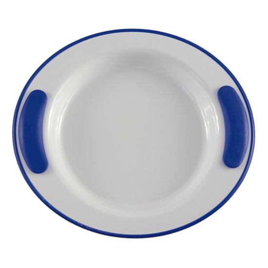Assiette isotherme - Assiette à rebord...