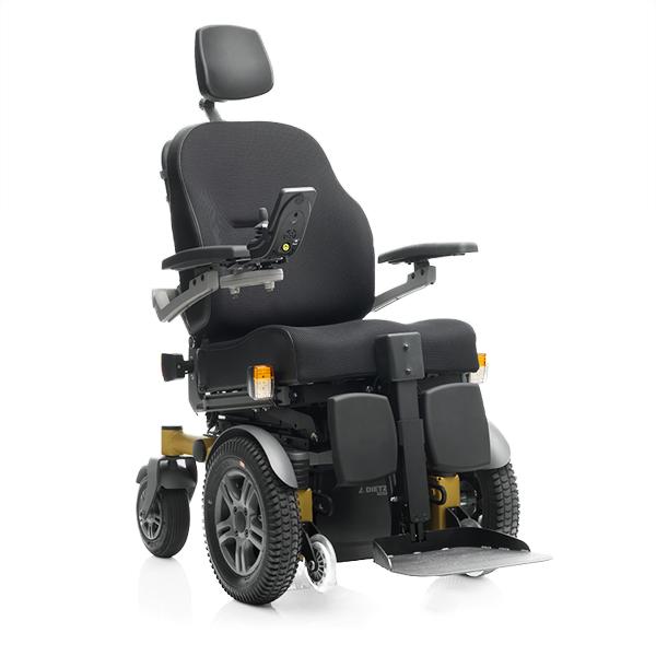 Sango Advanced - Fauteuil roulant électrique à châssis f...