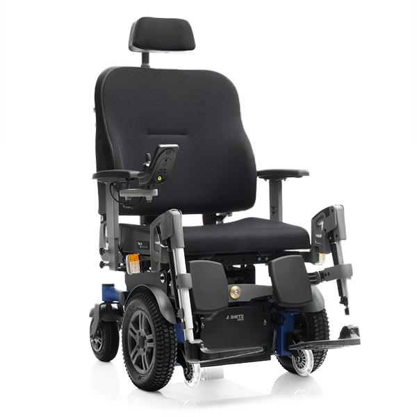 Sango xx-large - Fauteuil roulant électrique à châssis f...