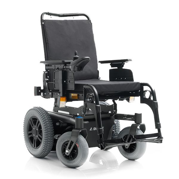 Minko - Fauteuil roulant électrique à châssis fixe...