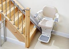 Handicare Xclusive - Siège monte-escalier...