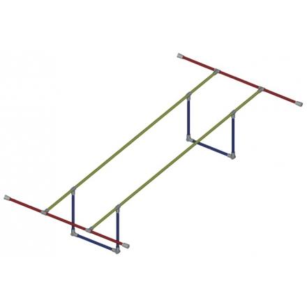 Structure 3m + 2U - Accessoire de natation...