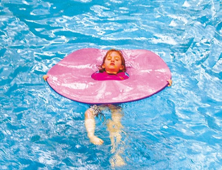 Tapis de relaxation - Accessoire de natation...