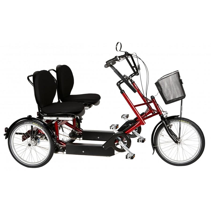 Tricycle Tandem Duo - Tandem...