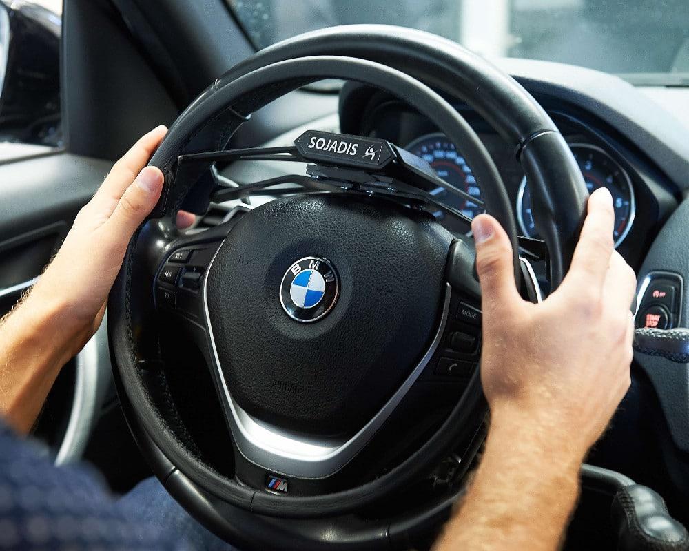 CERCLACCEL  - Accélérateur au volant...
