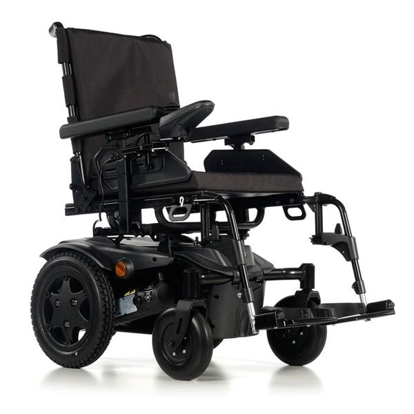 Q100 R - Fauteuil roulant électrique à châssis fixe...