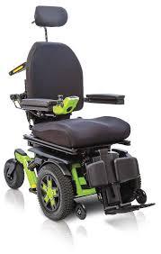 QTREK - Fauteuil roulant électrique à châssis fixe...